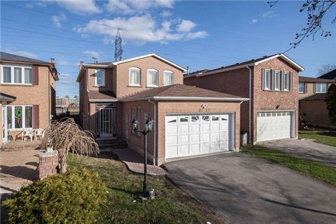 Main Photo: 4432 Jenkins Crest in Mississauga: Hurontario House (2-Storey) for sale : MLS(r) # W3180423