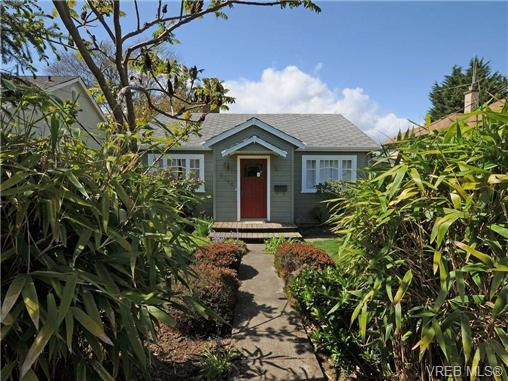 Main Photo: 2844 Wyndeatt Avenue in VICTORIA: SW Gorge Single Family Detached for sale (Saanich West)  : MLS®# 350335