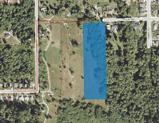 Main Photo: LOT 17 INGLIS ROAD in Gibsons: Gibsons & Area Home for sale (Sunshine Coast)  : MLS® # R2009482
