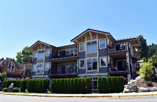 Main Photo: 302 414 GOWER POINT Road in Gibsons: Gibsons & Area Townhouse for sale (Sunshine Coast)  : MLS® # R2091255
