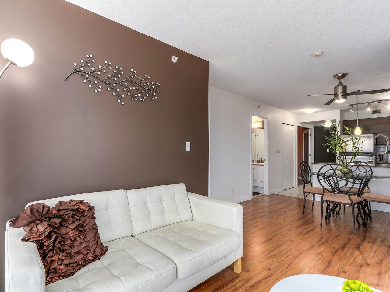 "Photo 11: 1204 833 AGNES Street in New Westminster: Downtown NW Condo for sale in ""THE NEWS"" : MLS(r) # R2112018"