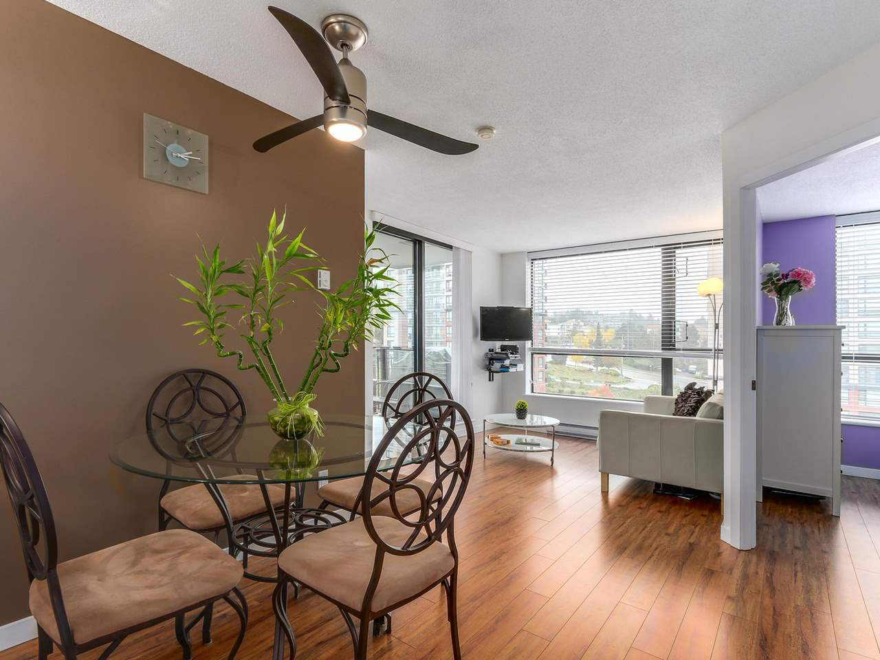 "Photo 12: 1204 833 AGNES Street in New Westminster: Downtown NW Condo for sale in ""THE NEWS"" : MLS(r) # R2112018"