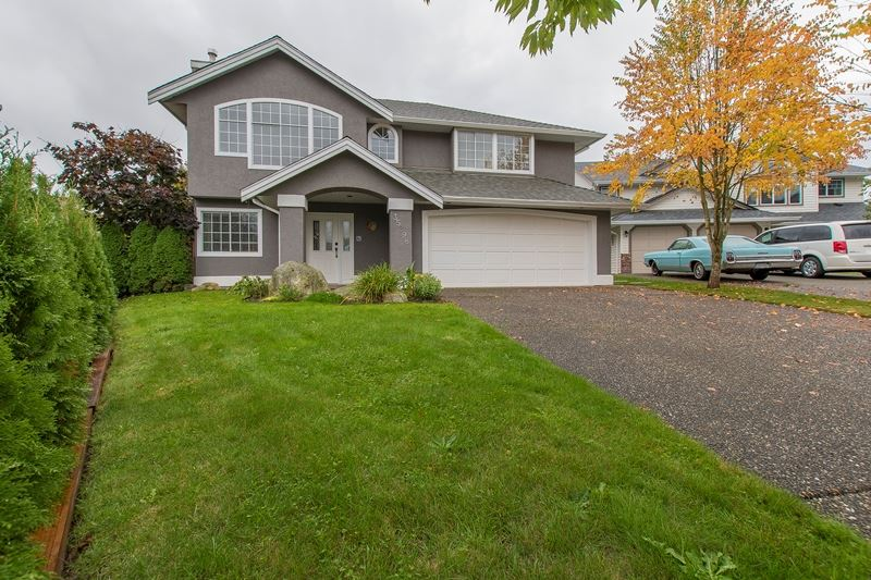 "Main Photo: 35298 BELANGER Drive in Abbotsford: Abbotsford East House for sale in ""Sandyhill"" : MLS®# R2114910"