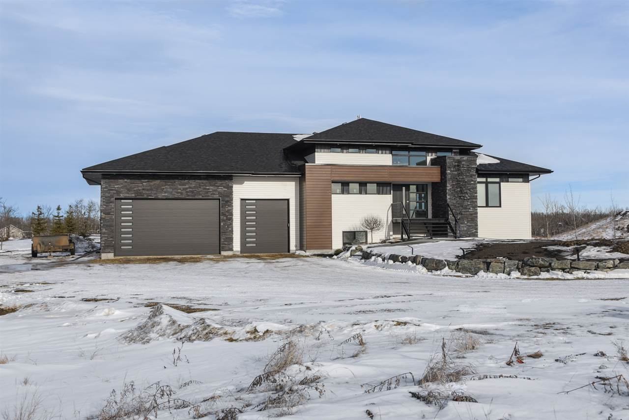 Over 2100 sq. ft. stunning, fully developed Walkout Bungalow plus a 43' x 39' incredible dream garage.