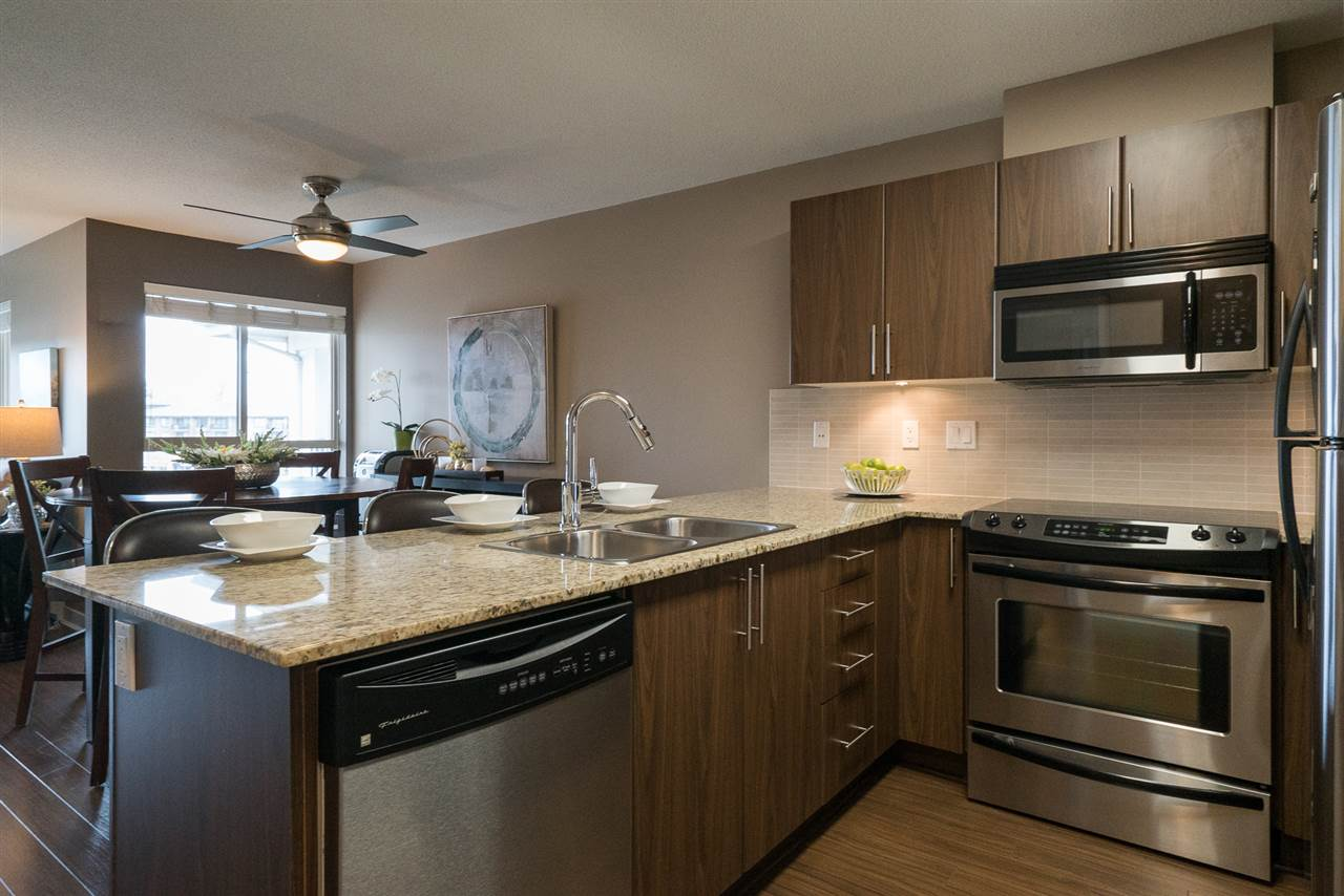 "Main Photo: D407 8929 202 Street in Langley: Walnut Grove Condo for sale in ""THE GROVE"" : MLS®# R2160183"