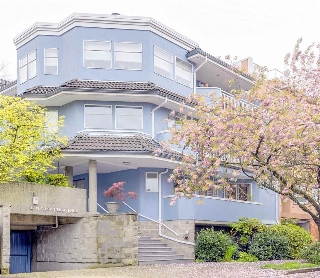 "Main Photo: 1 1234 W 7TH Avenue in Vancouver: Fairview VW Townhouse for sale in ""THE MAGNOLIA"" (Vancouver West)  : MLS® # R2163830"