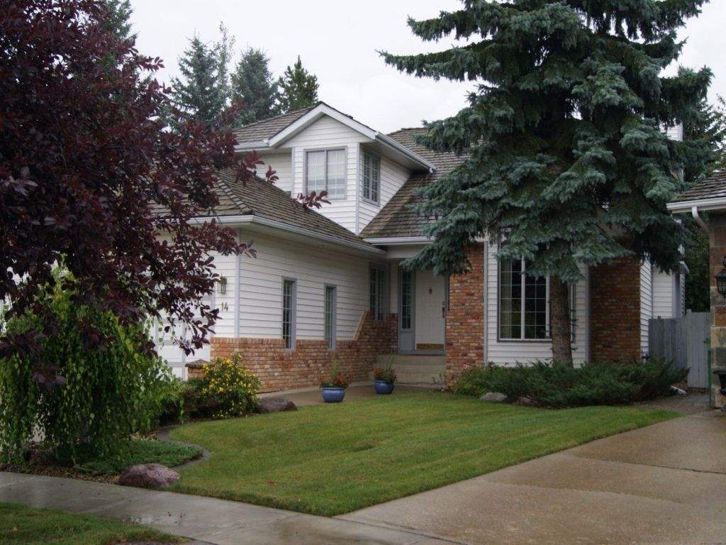 Main Photo: 14 Primrose Place: St. Albert House for sale : MLS® # E4065442