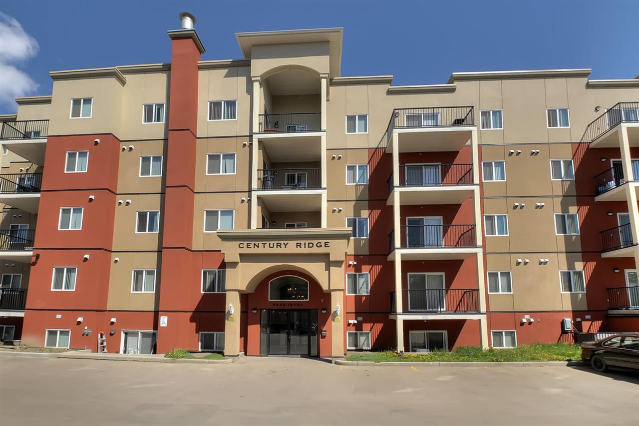Main Photo: 207 9945 167 Street in Edmonton: Zone 22 Condo for sale : MLS(r) # E4065836