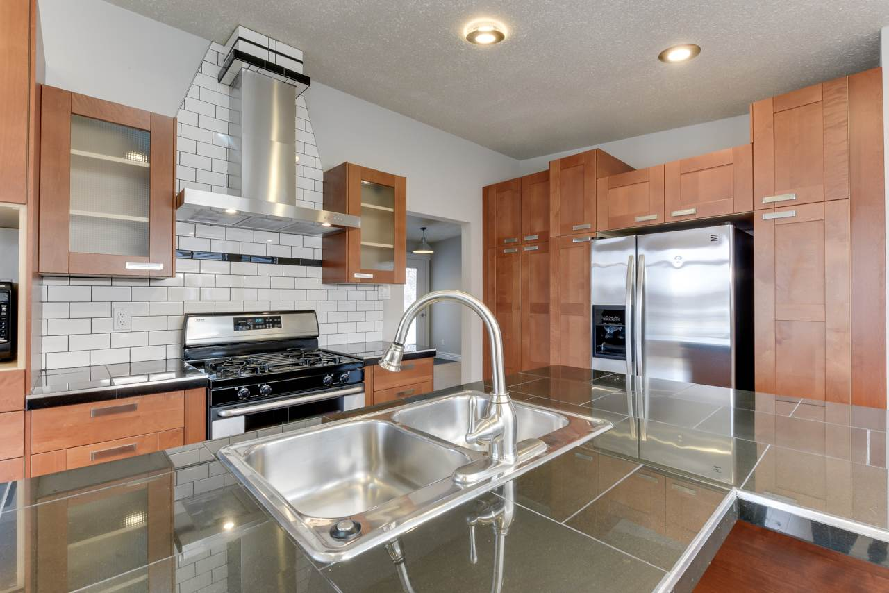 Includes Stainless Steel Appliances.
