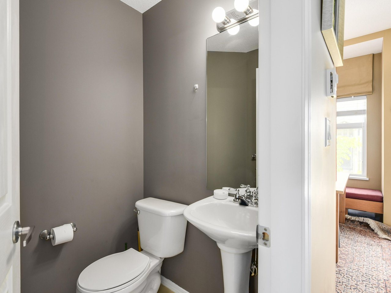 "Photo 11: 47 9333 SILLS Avenue in Richmond: McLennan North Townhouse for sale in ""Jasmine Lane"" : MLS(r) # R2178916"