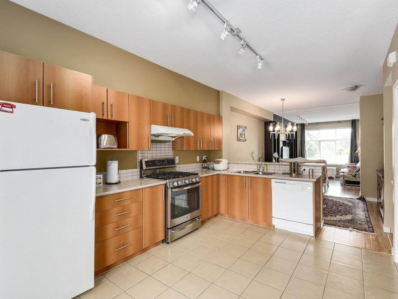 "Photo 9: 47 9333 SILLS Avenue in Richmond: McLennan North Townhouse for sale in ""Jasmine Lane"" : MLS(r) # R2178916"