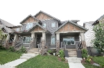 Main Photo: 191 Hawks Ridge Boulevard NW in Edmonton: Zone 59 House Half Duplex for sale : MLS(r) # E4071249
