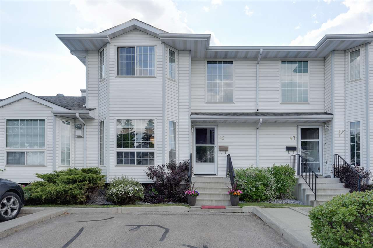 Main Photo: 45 3311 58 Street in Edmonton: Zone 29 Townhouse for sale : MLS® # E4072395