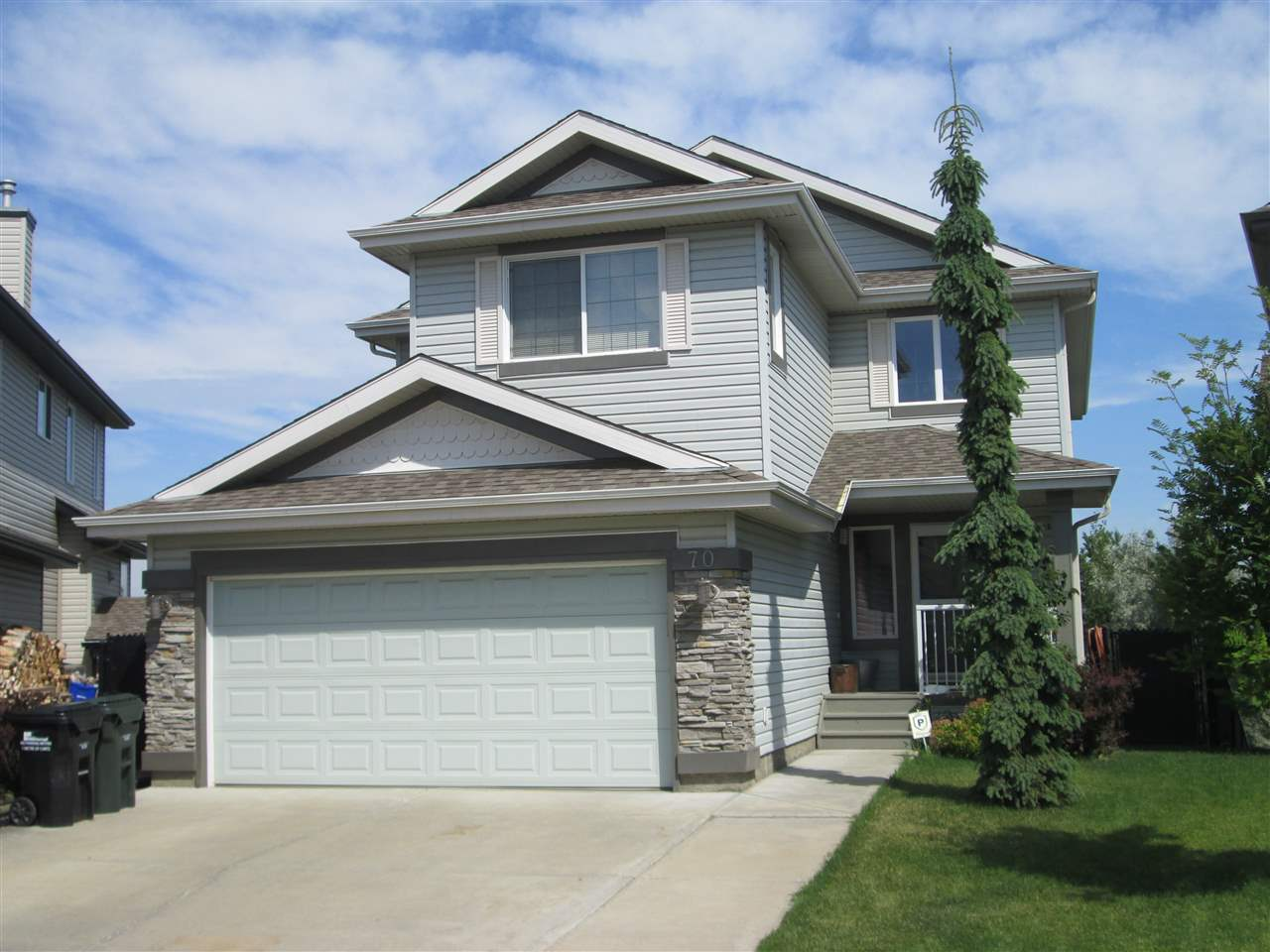 Main Photo: 70 Summercourt Terrace: Sherwood Park House for sale : MLS® # E4074783