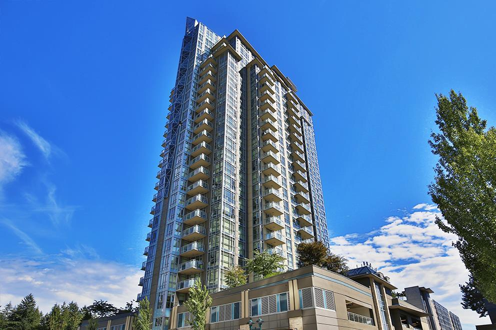"Main Photo: 1506 3008 GLEN Drive in Coquitlam: North Coquitlam Condo for sale in ""M2"" : MLS® # R2193359"
