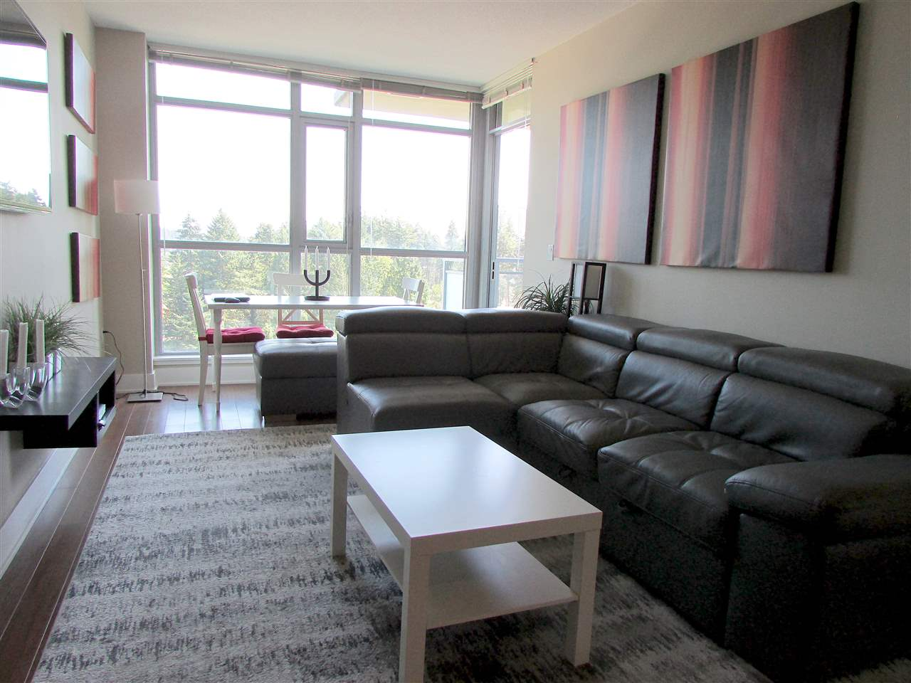 "Photo 2: 1506 3008 GLEN Drive in Coquitlam: North Coquitlam Condo for sale in ""M2"" : MLS® # R2193359"