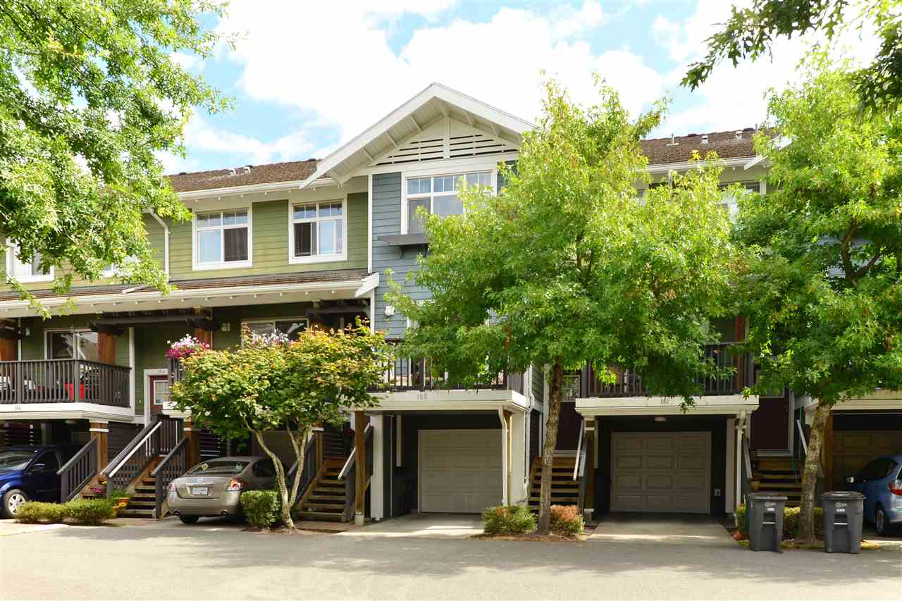 "Main Photo: 162 15236 36 Avenue in Surrey: Morgan Creek Townhouse for sale in ""SUNDANCE II"" (South Surrey White Rock)  : MLS® # R2197778"