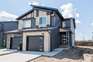 Main Photo: 157 Kingsbury Circle: Spruce Grove House Half Duplex for sale : MLS® # E4080648