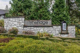 "Main Photo: 33 1305 SOBALL Street in Coquitlam: Burke Mountain Townhouse for sale in ""Tyneridge North"" : MLS® # R2223797"