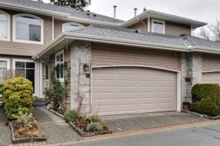 "Main Photo: 86 2500 152 Street in Surrey: King George Corridor Townhouse for sale in ""The Penninsula"" (South Surrey White Rock)  : MLS® # R2224287"