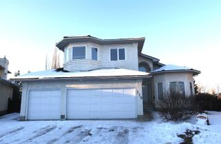 Main Photo: 110 Roche Crescent NW in Edmonton: Zone 14 House for sale : MLS® # E4089728