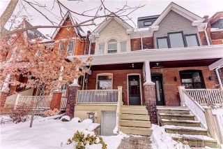 Main Photo: 119 Fern Avenue in Toronto: Roncesvalles House (2-Storey) for sale (Toronto W01)  : MLS® # W4014048