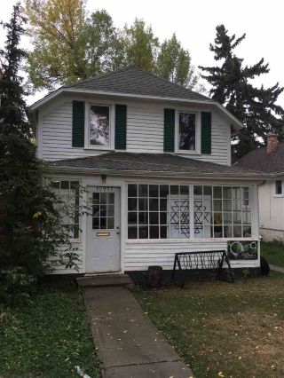 Main Photo: 10917 80 Avenue NW in Edmonton: Zone 15 House for sale : MLS® # E4091920