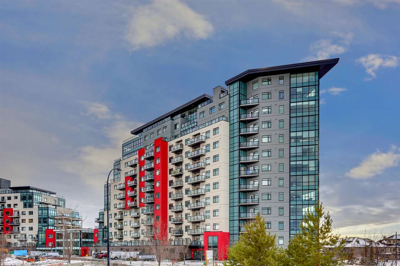 Main Photo: 525 5151 WINDERMERE Boulevard in Edmonton: Zone 56 Condo for sale : MLS® # E4092228