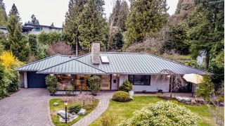 Main Photo: 485 BURHILL Road in West Vancouver: British Properties House for sale : MLS®# R2253977