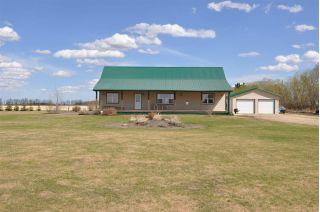 Main Photo: 58117 RR 251: Rural Sturgeon County House for sale : MLS®# E4109451