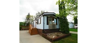 Main Photo: 43 12604 153 Avenue NW in Edmonton: Zone 27 Mobile for sale : MLS®# E4109790