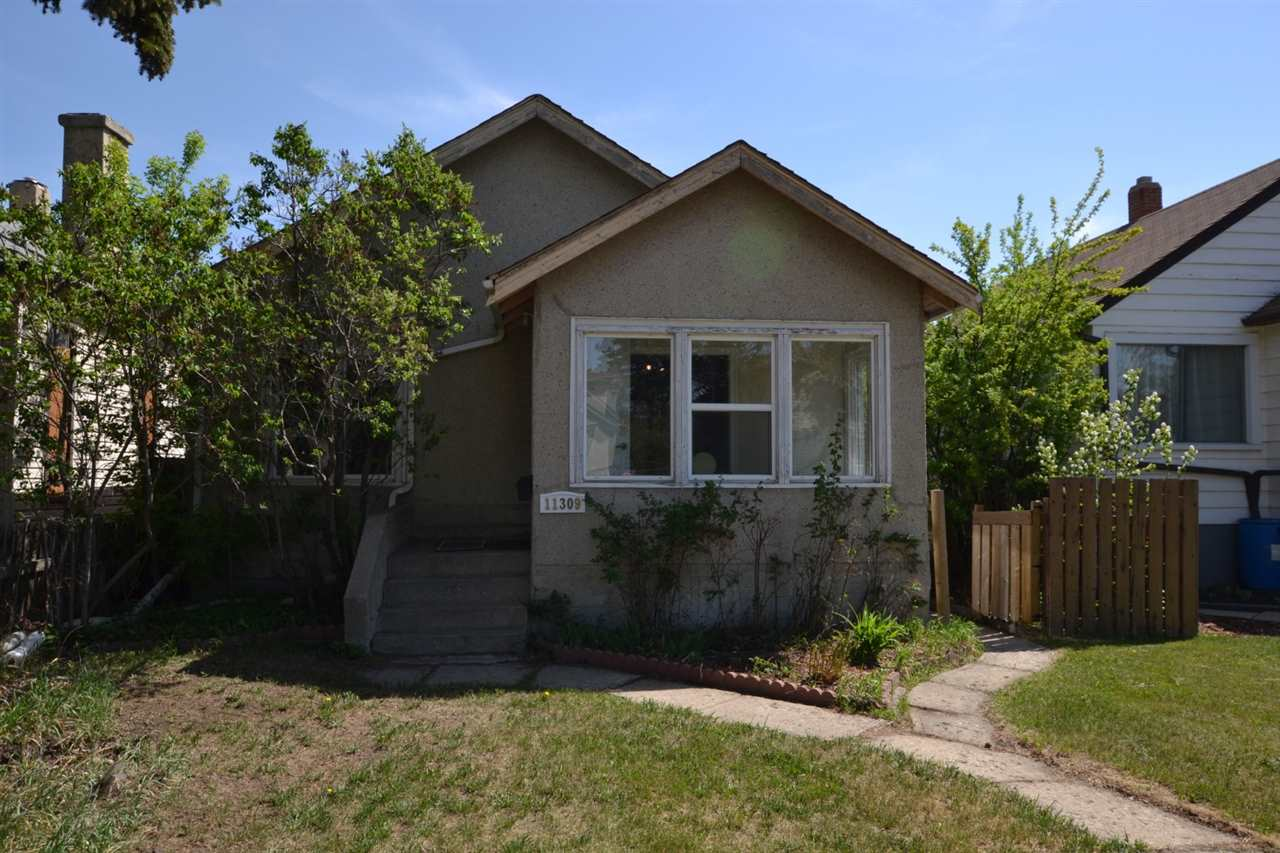 Main Photo: 11309 101 Street in Edmonton: Zone 08 House for sale : MLS®# E4111156