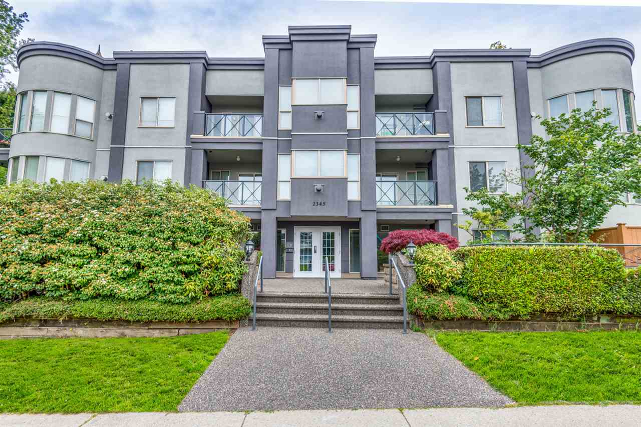 "Main Photo: 305 2345 CENTRAL Avenue in Port Coquitlam: Central Pt Coquitlam Condo for sale in ""Central Park Villa"" : MLS®# R2273620"