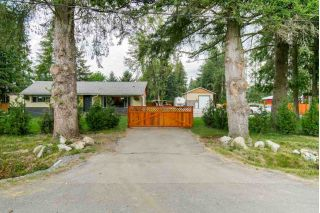 Main Photo: 24467 50 Avenue in Langley: Salmon River House for sale : MLS®# R2274149