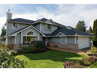Main Photo: 929 MELBOURNE AV in North Vancouver: Capilano Highlands House for sale : MLS®# V991503