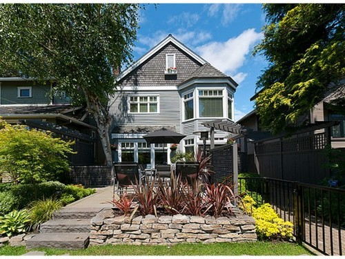 Main Photo: 3535 5TH Ave W in Vancouver West: Kitsilano Home for sale ()  : MLS® # V968929