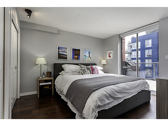 "Photo 12: 611 1485 W 6TH Avenue in Vancouver: False Creek Condo for sale in ""CARRARA OF PORTICO"" (Vancouver West)  : MLS® # V1065227"