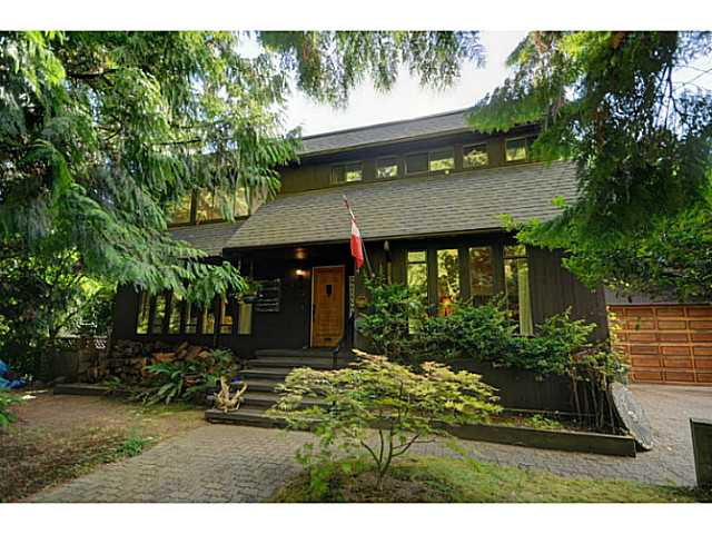 Main Photo: 6005 ALMA Street in Vancouver: Southlands House for sale (Vancouver West)  : MLS(r) # V1068580