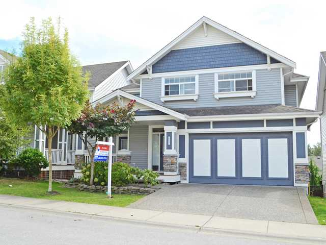 "Main Photo: 20174 68A Avenue in Langley: Willoughby Heights House for sale in ""Woodridge"" : MLS®# F1423596"