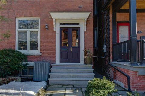 Photo 12: 341 E Wellesley Street in Toronto: Cabbagetown-South St. James Town House (3-Storey) for sale (Toronto C08)  : MLS(r) # C3148901