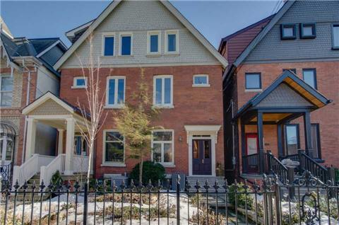Main Photo: 341 E Wellesley Street in Toronto: Cabbagetown-South St. James Town House (3-Storey) for sale (Toronto C08)  : MLS(r) # C3148901