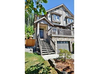 Main Photo: 17 HICKORY Drive in Port Moody: Heritage Woods PM House 1/2 Duplex for sale : MLS(r) # V1140081