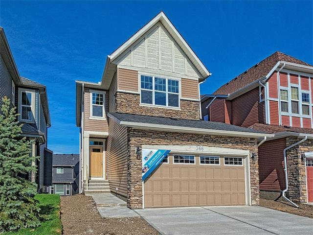 Main Photo: 366 NOLAN HILL Drive NW in Calgary: Nolan Hill House  : MLS(r) # C4032897