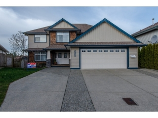 Main Photo: 3555 STEELHEAD Court in Abbotsford: Abbotsford West House for sale : MLS® # R2038505