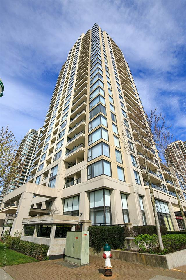 Main Photo: 2807 7088 SALISBURY Avenue in Burnaby: Highgate Condo for sale (Burnaby South)  : MLS® # R2053127