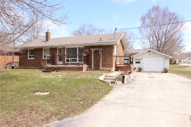 Main Photo: 575 James Street in Brock: Beaverton House (Bungalow-Raised) for sale : MLS®# N3460657