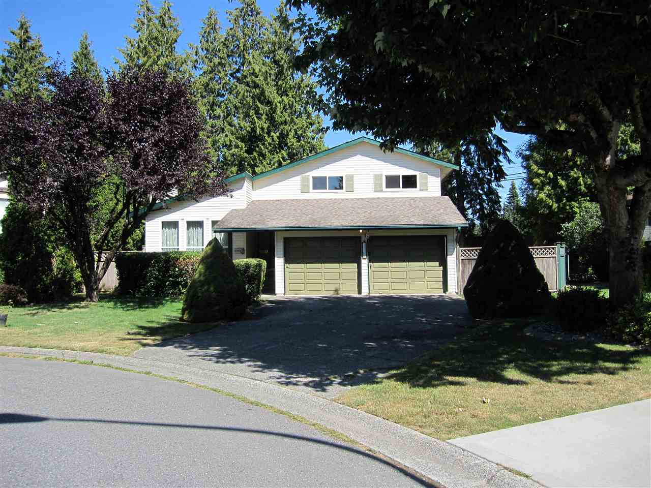 Main Photo: 21155 CUTLER Place in Maple Ridge: Southwest Maple Ridge House for sale : MLS® # R2101980