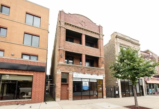 Main Photo: 2105 DIVISION Street in CHICAGO: CHI - West Town Retail / Stores for rent (Chicago North)  : MLS® # 09343644