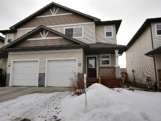 Main Photo: 22 Hartwick Landing: Spruce Grove House Half Duplex for sale : MLS(r) # E4056430