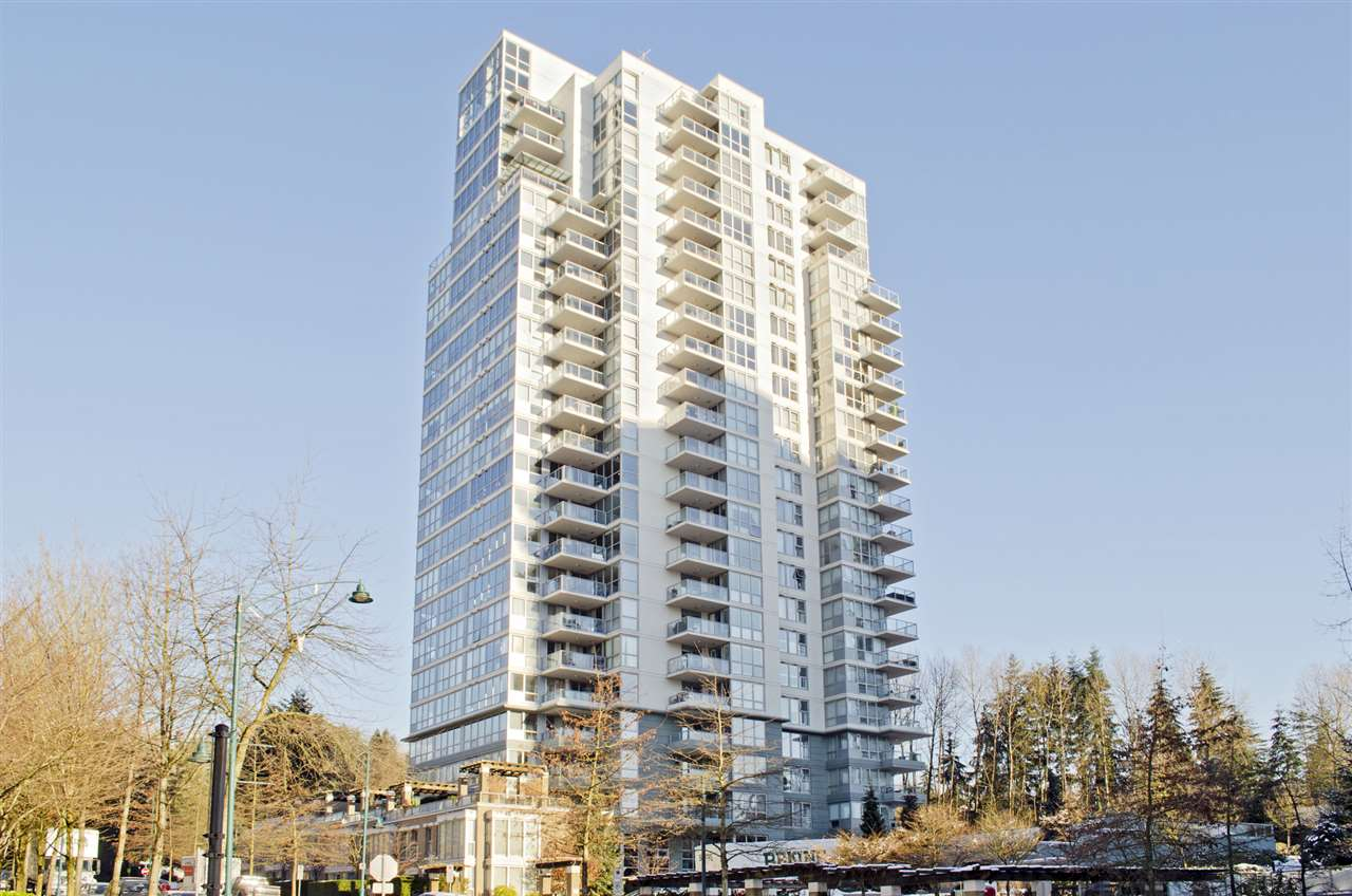 "Main Photo: 1704 290 NEWPORT Drive in Port Moody: North Shore Pt Moody Condo for sale in ""THE SENTINEL"" : MLS®# R2159134"